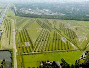 Парк, напоминающий лабиринт, сокращает шумовое загрязнение окружающей среды