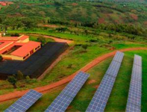 Солнечная электростанция мощностью 8,5 МВт функционирует в Руанде