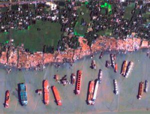 Последнее пристанище кораблей: знаменитые техногенные свалки