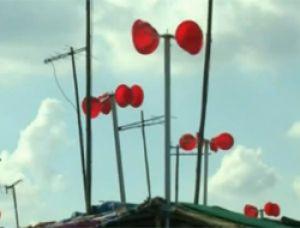 Во Вьетнаме сконструировали ветрогенераторы из пластиковых тазов