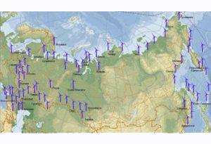 Состояние и перспективы разработки генеральной схемы размещения ветроэлектрических станций в России до 2030 года.